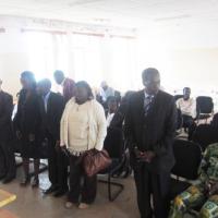 Les quelques membres qui composent CEPI-Gitega ©Iwacu