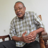 Me François Nyamoya : « Le MSD ne peut pas cautionner une mascarade électorale constatée dès le départ. » ©Iwacu