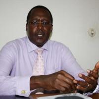 Charles Nditije : « Pour l'ADC-Ikibiri, c'est 'soit vous entrez, soit vous restez dehors' ! » ©Iwacu