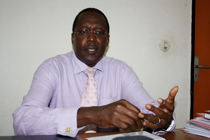 """Charles Nditije : « """"Toute l'opposition a décidé unanimement de boycotter les élections qui ont été préparées par la CENI et qui commencent par les communales et législatives de lundi."""""""