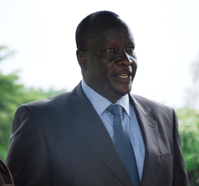 A travers ce communiqué, Muhamed Rukara appelle les Burundais à rester sereins ©Iwacu