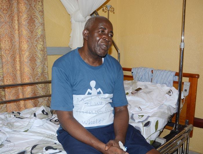 Pierre Claver Mbonimpa : « Je reviens en force et je ne vais pas abandonner, quitte à y laisser ma tête ! »  ©Iwacu