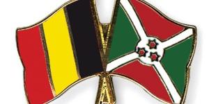 Pins-Belgique-Burundi