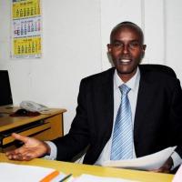 Tatien Sibomana : « Les agissements de la CENI sont partisans et porteurs de tous les dangers. » ©Iwacu