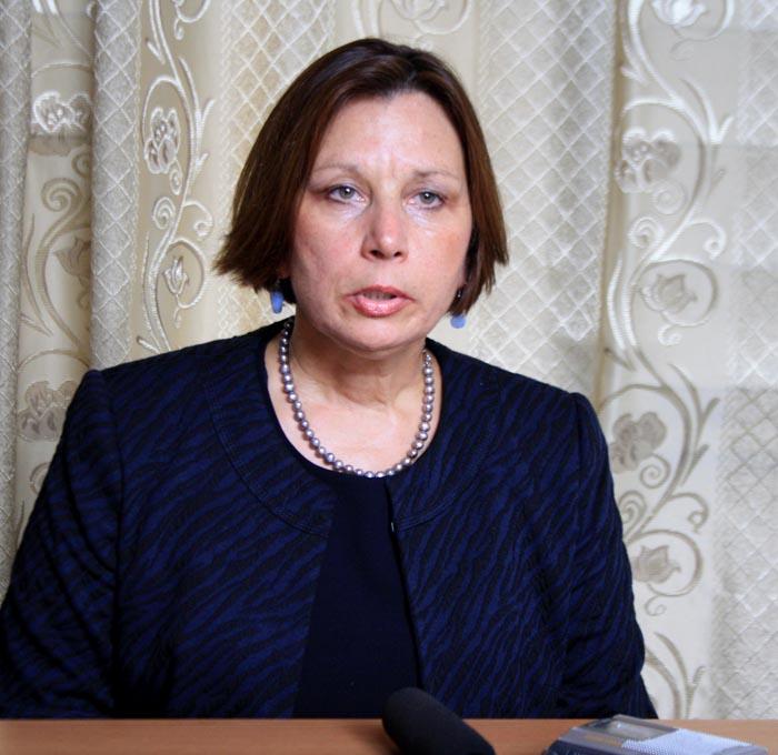 Dawn Liberi, L'ambassadeur des Etats-Unis au Burundi ©Iwacu
