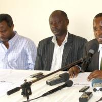 Membres de la coalition de l'Adc-Ikibiri ©Iwacu