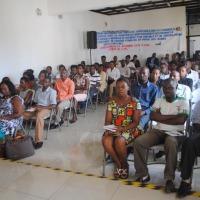 Une vue des  jeunes bénéficiaires de la formation ©Iwacu