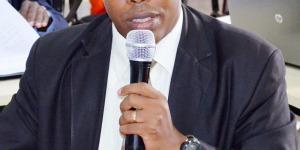 Aimé Nkurunziza, président de la commission des affaires  politiques, administratives,  des relations extérieures et de la communauté est-africaine  à l'Assemblée  Nationale ©Iwacu