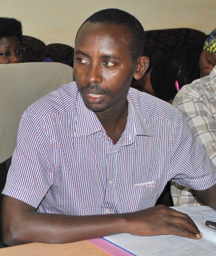 Jérémie Nkunzimana : « Identifier les problèmes vécus par les petits commerçants» ©Iwacu