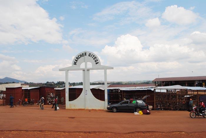 Marché de Gitega