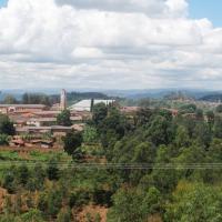 Vue panoramique du quartier Mushasha   ©Iwacu