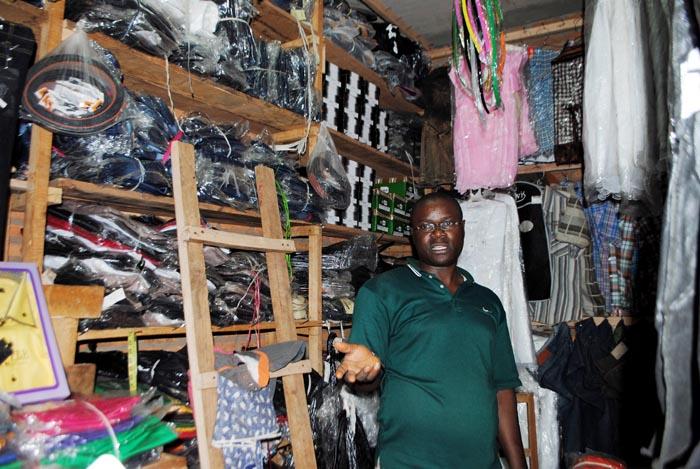 Pierre Nzabampema : « On ne verra jamais de bon œil la qualité de leur services, si on n'a pas la même interprétation de loi. » ©Iwacu
