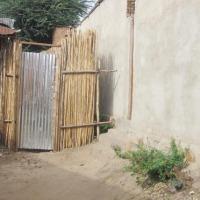 La clôture bloquant le passage ©Iwacu
