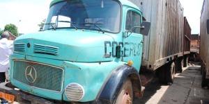 Certains véhicules de la Cogerco sont hors d'usage ©Iwacu