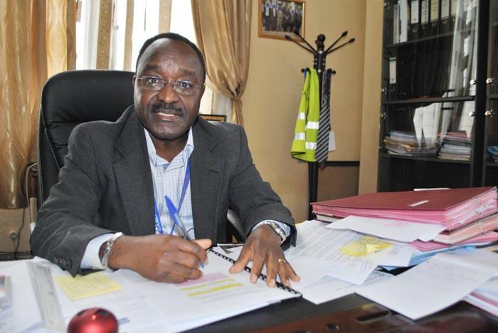 Albert Maniratunga, DG de l'AACB ©Iwacu