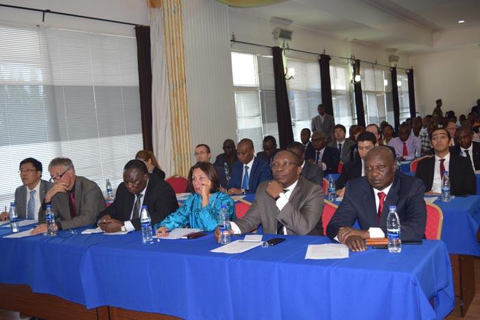 La Communauté internationale unanime pour la poursuite du processus électoral dans le strict respect de la mise en place de nouvelles institutions ©Iwacu