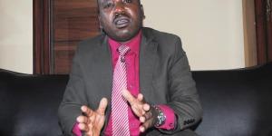 Antoine Kabura : « Nous nous félicitons  du bilan des réalisations de notre  jeune  institution » ©Iwacu