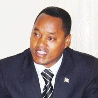 Le ministre Edouard Nduwimana ©Iwacu