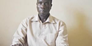 Elias Njebarikanuye : «Ils y arrivent souvent en retard et c'est un handicap majeur pour produire un travail de qualité.» ©Iwacu