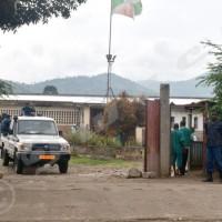 Mardi, 30 décembre 2014 - Entrée de la prison centrale de Mpimba en commune Musaga ©C.B /Iwacu