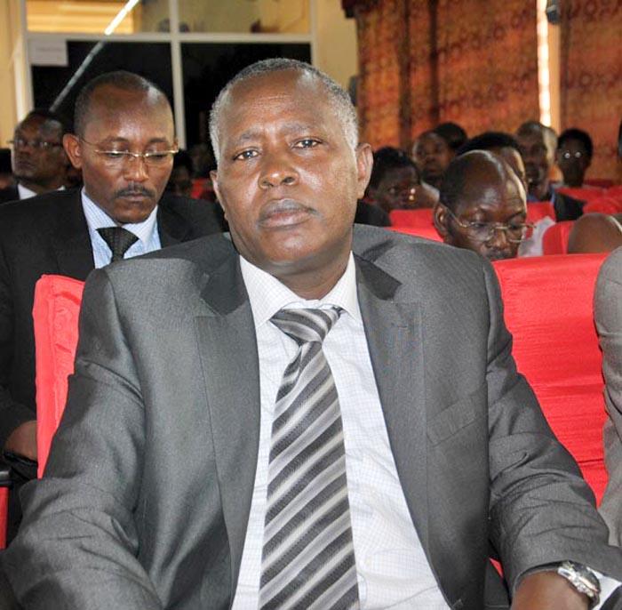 Pour Evariste Ngayimpenda, les Burundais doivent suivre de prêt l'opération d'enrôlement des électeurs ©Iwacu