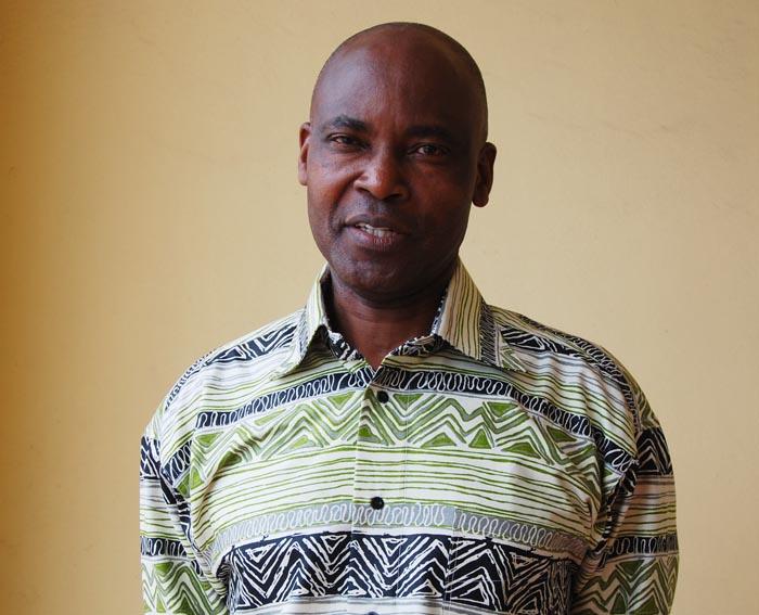 Paul Ngarambe : « « Que la Ceni ne se précipite pas sans motif valable. » ©Iwacu