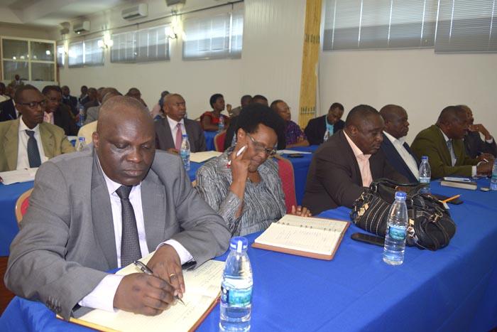 Au vu des participants à cette première évaluation de la première activité du processus électoral, ce moment était attendu ©Iwacu
