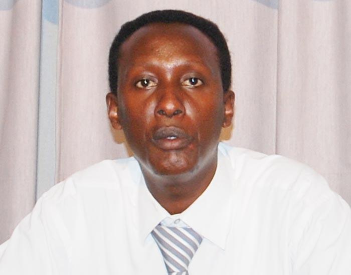 Vital Nshimirimana : « La présence de certaines figures dans la commission ne rassure pas. » ©Iwacu