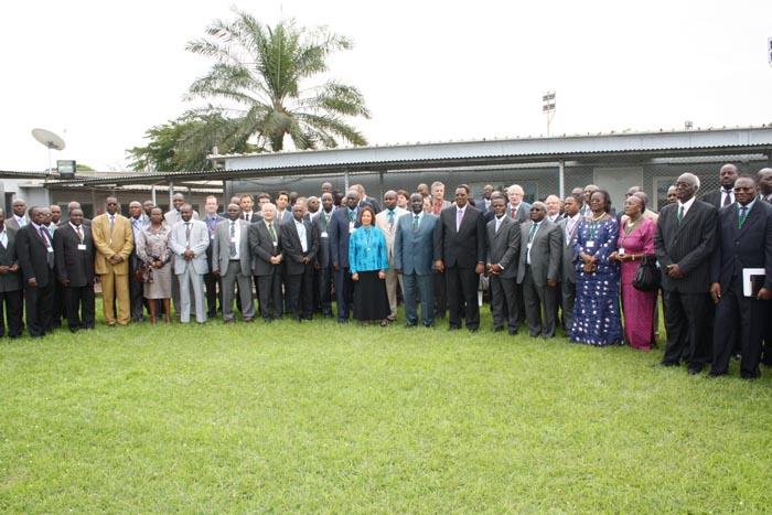 Cet atelier a regroupé l'ensemble de la classe politique burundaise ©Iwacu