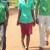 Certains habitants de la ville de Gitega ont répondu à l'appel de porter une couleur verte ©Iwacu
