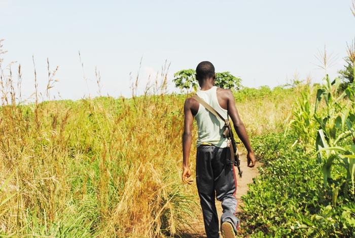 Selon ce rapport, un dirigeant de l'armée congolaise affirme que certains de ces 400 hommes appartiennent à la ligue Imbonerakure ©Iwacu