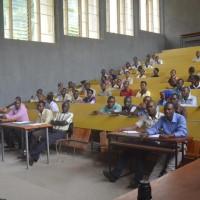 Les étudiants de l'UB en plein cours ©Iwacu