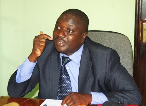 Faustin Ndikumana : « Ils doivent surveiller le budget et mener des enquêtes. » ©Iwacu