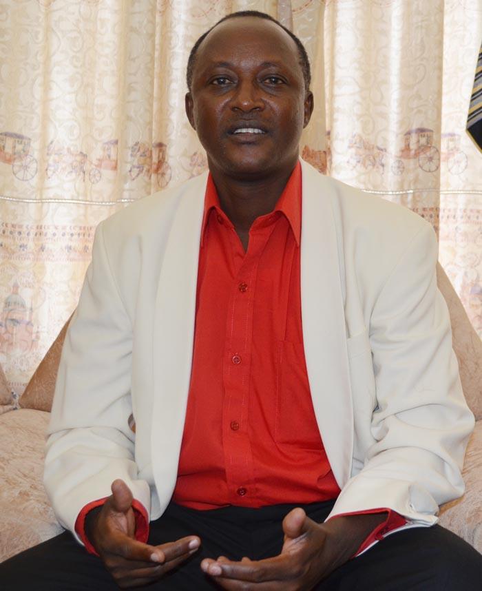 Gaston Sindimwo : « Nous avons porté plainte devant la Cour constitutionnelle pour avoir nos 12 sièges. »