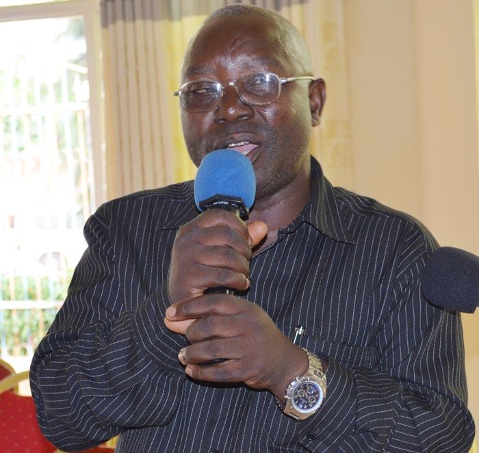 Martin Sindaruhuka : « Ce n'est pas encore dans la mentalité des commerçants de travailler en synergie. » ©Iwacu