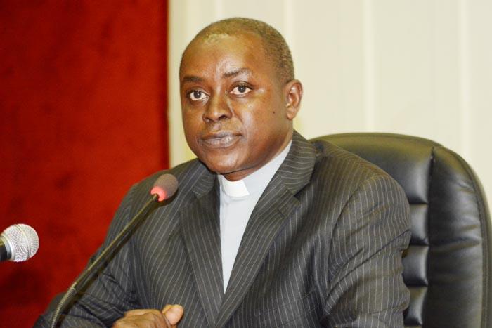 La commission sera présidée par Mgr Jean-Louis Nahimana, un Hutu issu de l'Eglise catholique ©Iwacu