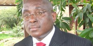 Pancrace Cimpaye : « Je comprendrais très mal comment un des deux camps soutiendrait un candidat du Cndd-Fdd. » ©Iwacu