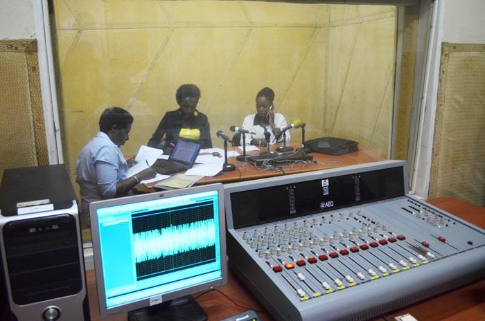 Le travail continue à la RPA au lendemain de l'emprisonnement du directeur de la station ©Iwacu