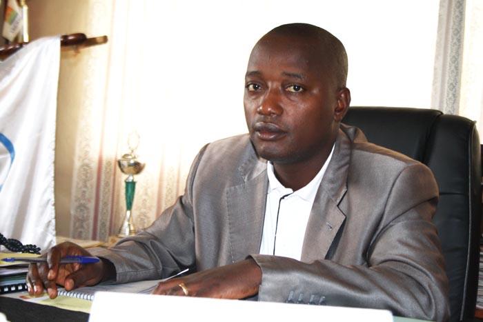 Claude Nahayo : « Les sympathisants d'Agathon Rwasa s'adonnent à la désobéissance civile.» ©Iwacu
