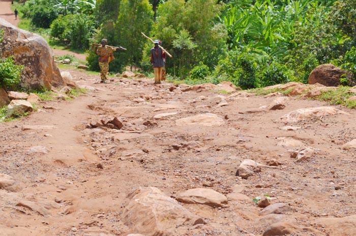 Il y a dix ans que la population de la commune de Mwakiro à Muyinga