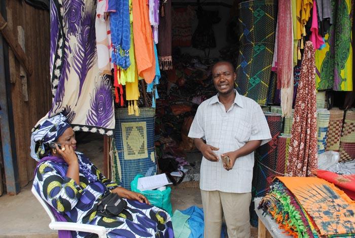 Juma Ndikumana : « L'OBR cherche toujours  à gagner plus sur n'importe quelle marchandise. »