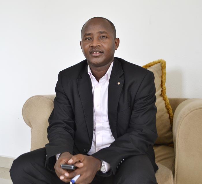 Me Lambert Nigarura « « Je suis satisfait du jugement  rendu par la Cour d'Appel » ©Iwacu