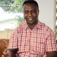 Léonce Ngabo, président du Festicab ©Iwacu