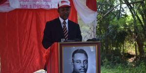 Pour Pontien Ndayishimiye, l'Uprona se présentera  dans tous les scrutins et  n'a pas besoin de s'allier à aucune coalition ©Iwacu
