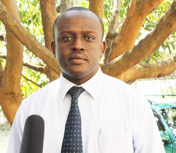 Me Armel Niyongere, un des avocats des 60 familles ayant déjà déposé leurs plaintes devant la CPI