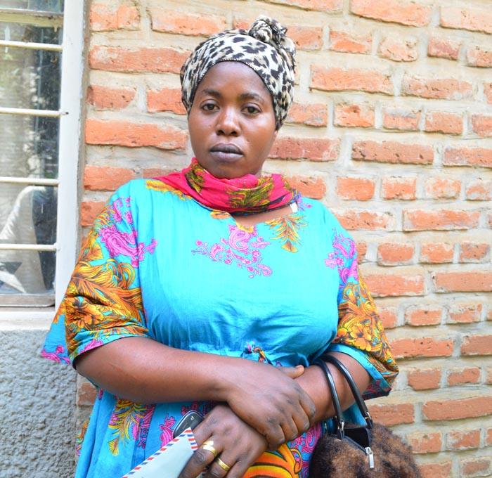 Charlotte Uwimana : « Ce militaire ne pouvait pas ignorer que le bus nous prenait au même endroit tous les jours. » ©Iwacu