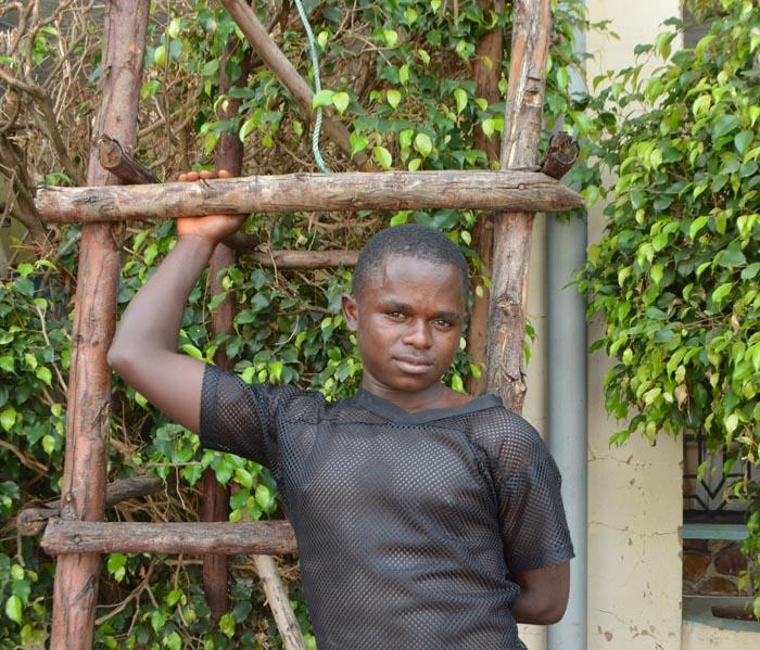 Salvator Bizumuremyi : « La police doit m'indemniser pour m'avoir battu. » ©Iwacu