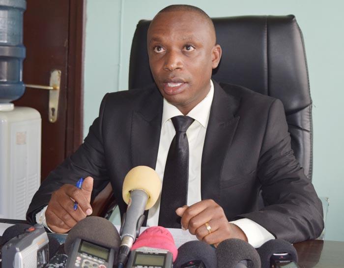 """Elianson Bigirimana :""""Ce n'est pas un enlèvement mais une évasion ©Iwacu"""