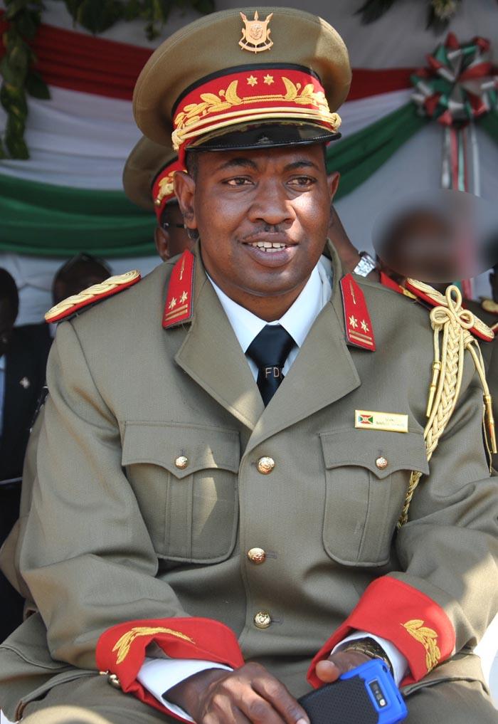 Le limogeage du général major Godefroid Niyombare est une sanction ©Iwacu