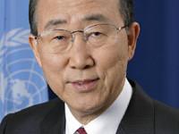 Le secrétaire général des Nations-Unies, Ban-Ki moon
